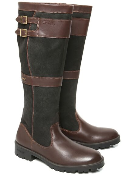 Dubarry Longford Boot Black/Brown