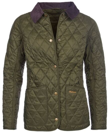 Barbour Annandal Quilted Jacket Olive