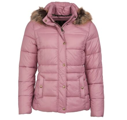 Barbour Ullswater Quilted Jacket Rose Bay