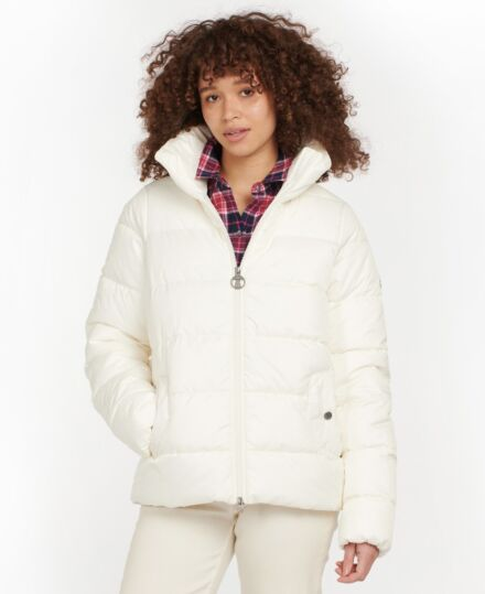 Barbour Dune Quilted Jacket Cloud