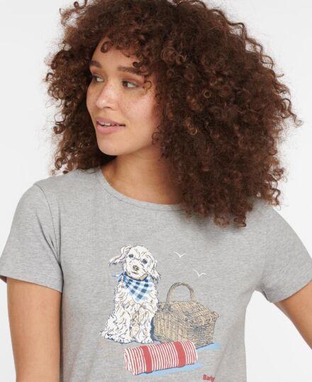 Barbour Beacons T-Shirt Grey