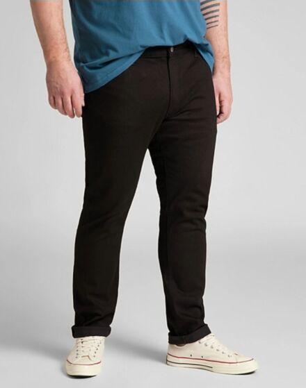 Lee Luke Low Stretch Jeans Clean Black