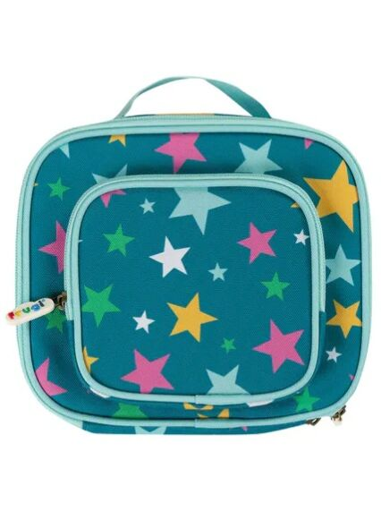 Frugi Pack a Snack Lunch Bag Rainbow Stars