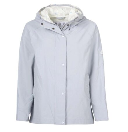 Barbour Salcombe Waterproof Jacket Grey Dawn