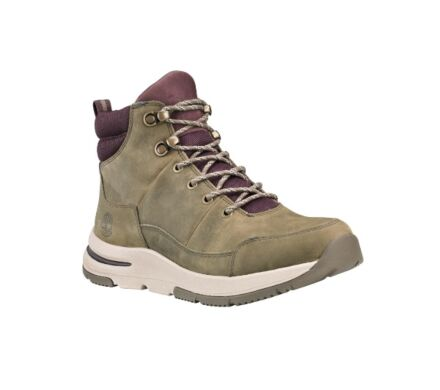 Timberland Women's Mabel Town Hiker Boot Mid Grey