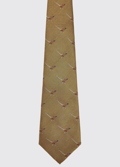 Dubarry Madden Silk Tie Gold