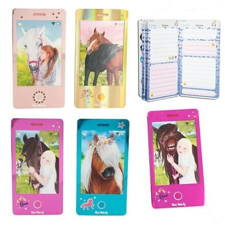 Miss Melody Mobile Note Pad