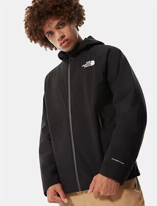 The North Face Men's Arque Active Trail Insulated Futurelight Jacket Black