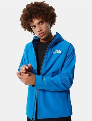 The North Face Men's Arque Active Trail Insulated Futurelight Jacket Blue