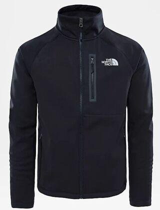 The North Face Men's Canyonlands Softshell Jacket Black
