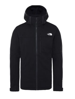 The North Face Men's Diablo Softshell Jacket Black