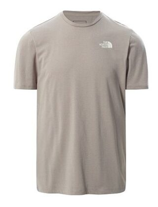The North Face Men's Foundation Tee Mineral Grey