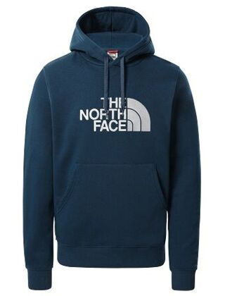 The North Face Men's Light Drew Peak Hoodie Monterey Blue