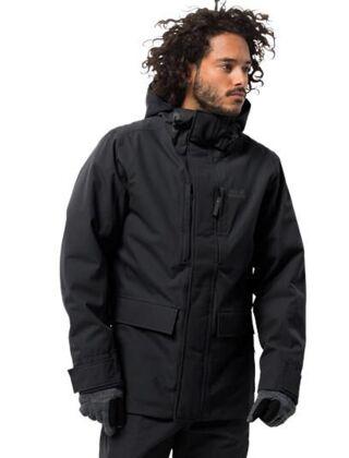 Jack Wolfskin Men's West Coast Jacket Black