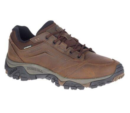 Merrell Moab Adventure Lace Waterproof Shoe Dark Earth