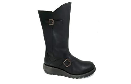 Fly London Mes2 Boots Black