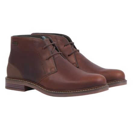 Barbour Readhead Boots Teak