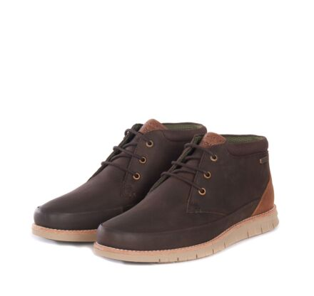 Barbour Men's Nelson Boots Brown