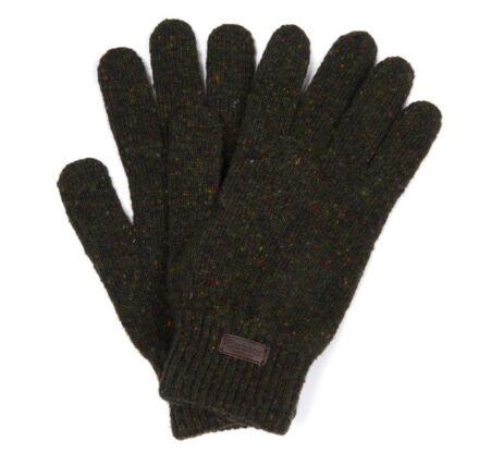 Barbour Donegal Gloves Dark Green