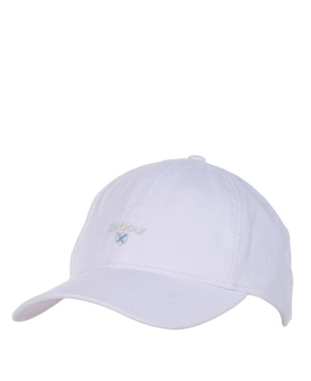 Barbour Cascade Sports Cap White