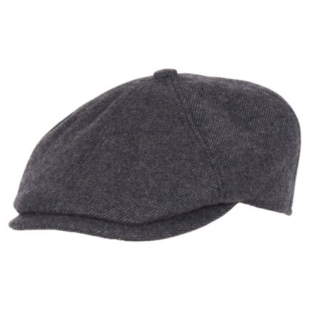 Barbour Claymore Bakerboy Charcoal Grey