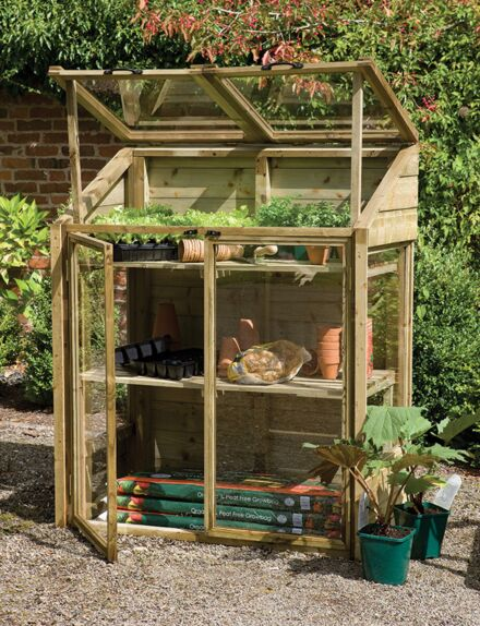 Forest Gardens Mini Greenhouse