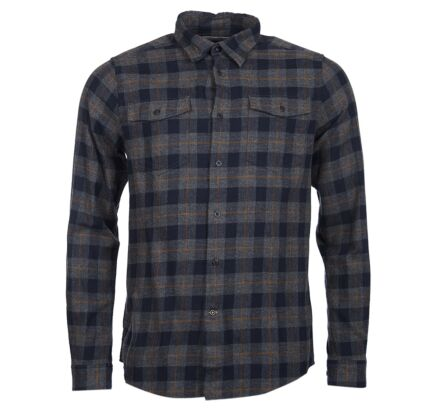 Barbour Mizen Shirt Grey