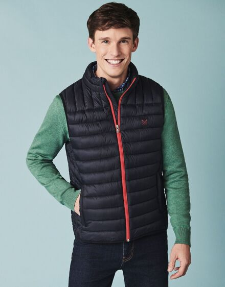 Crew Clothing Lightweight Lowther Gilet