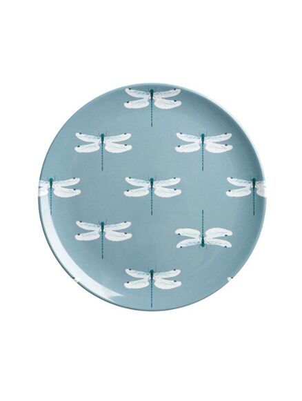 Sophie Allport Dragonfly Melamine Side Plate