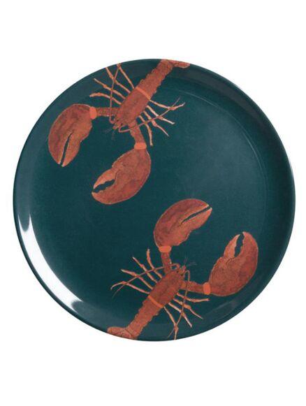 Sophie Allport Lobster Melamine Dinner Plate