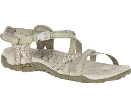 Merrell Terran Lattice II Sandals Taupe