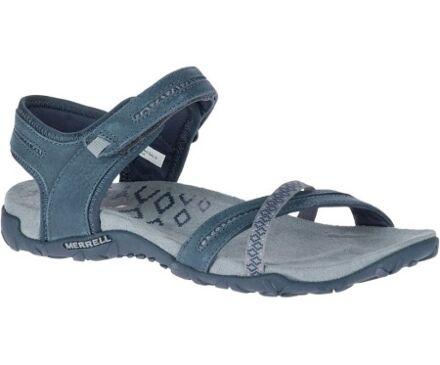 Merrell Terran Cross II Sandals Slate