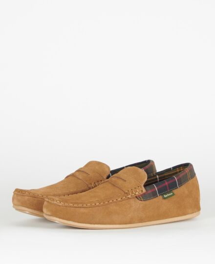 Barbour Porterfield Sand Slippers