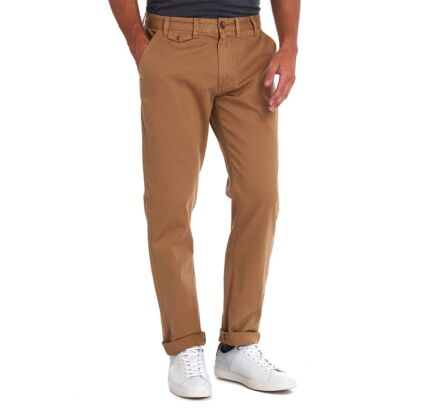 Barbour Neuston Twill Chino Sand