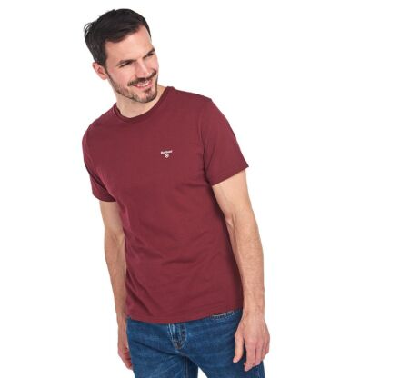 Barbour Sports T-Shirt Ruby