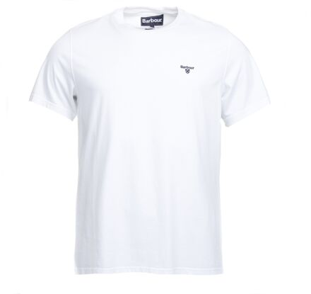 Barbour Sports T-Shirt White