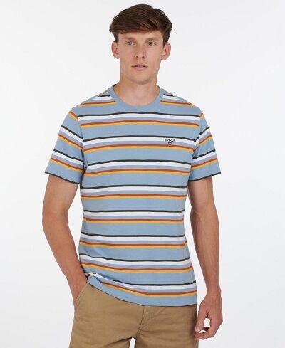 Barbour River T-Shirt Powder