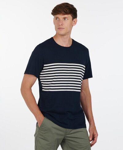 Barbour Rain T-Shirt Navy