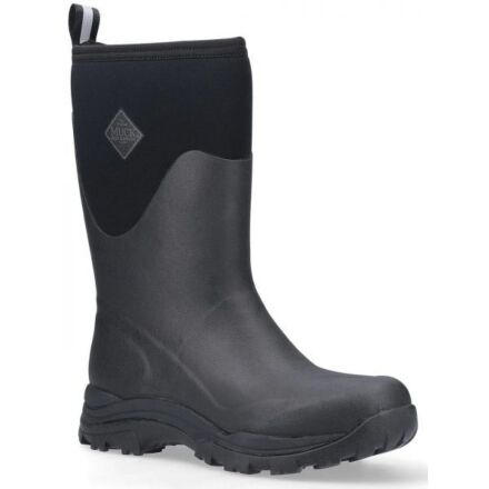Muck Boot Arctic Outpost Mid Boots Black