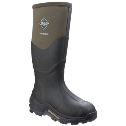 Muck Boots Unisex Muckmaster Hi Wellies Moss