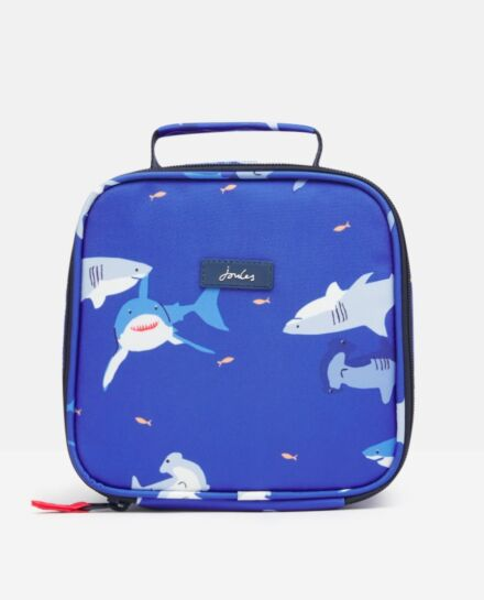 Joules Munch Lunch Bag Sharks