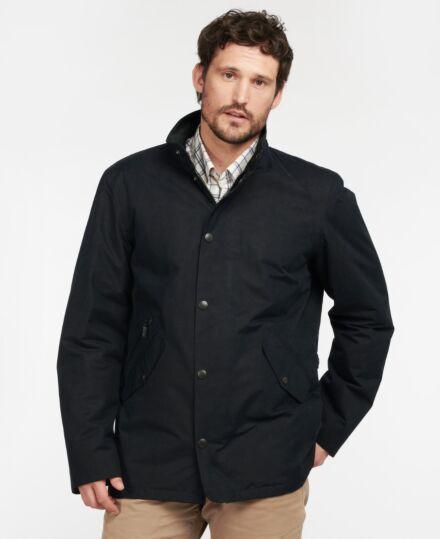 Barbour Chester Jacket Black