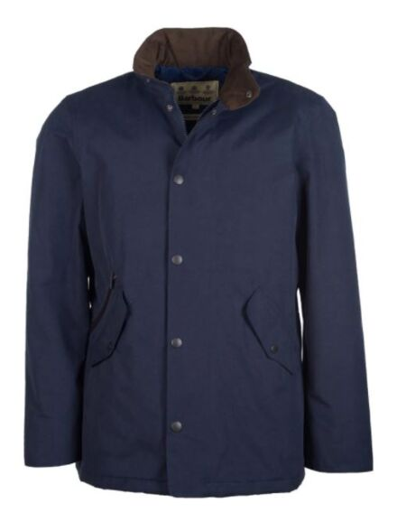 Barbour Chester Jacket Navy