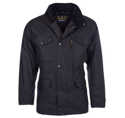 Barbour Sapper Jacket Black