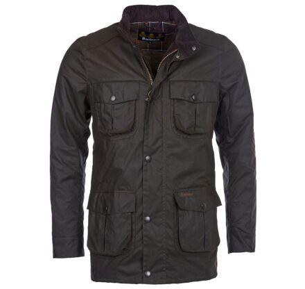 Barbour Corbridge Waxed Jacket Olive