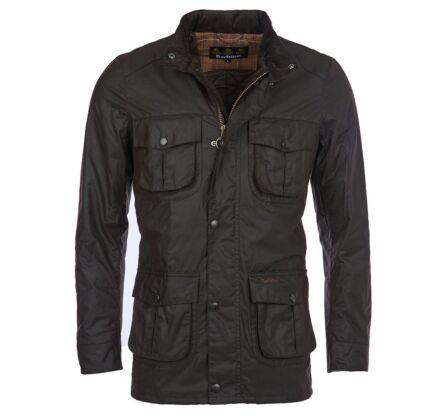 Barbour Corbridge Waxed Jacket Rustic