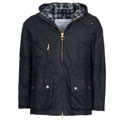 Barbour Men's Icons Durham Wax Jacket Sage