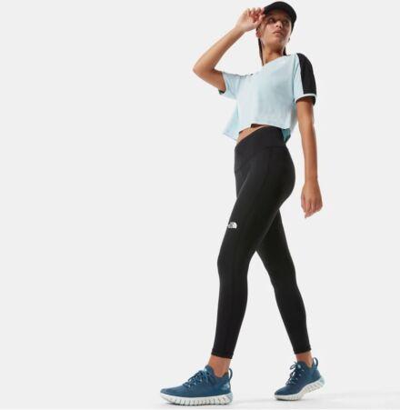 The North Face Women's New Flex High Rise 7/8 Leggings Black