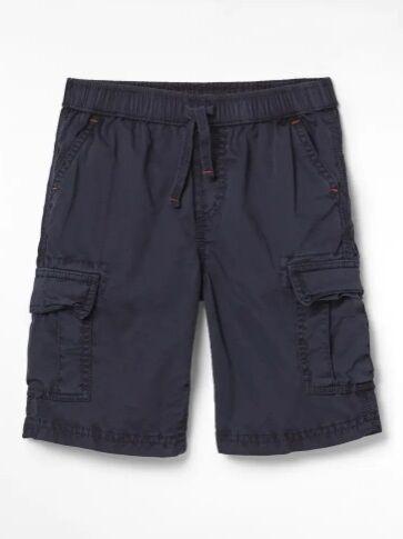 White Stuff Boys Niko Cargo Shorts Classic Navy