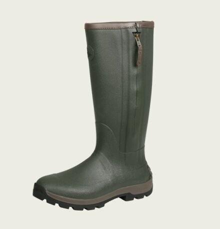 Seeland Noble Zip Boot Dark Olive